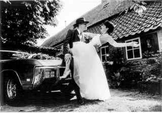 trouwdag in 1996