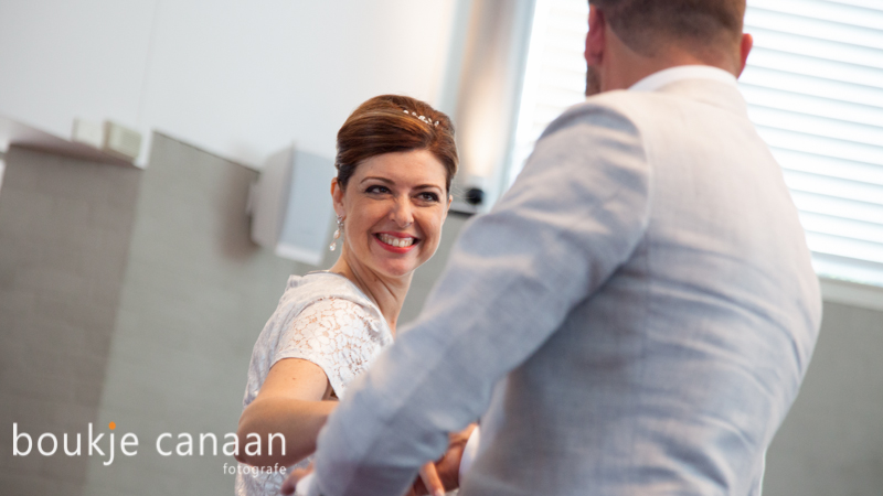 Wedding, happiness, trouwen, trouwdans