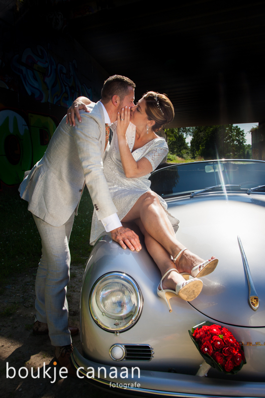 Trouwfoto, liefde, trouwreportage